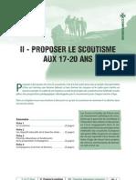 GPS Compagnons 2-Proposer Le Scoutisme