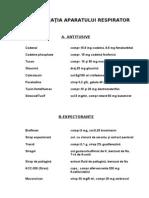 10.Medicatia Aparatului Respirator