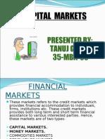 Capital Markets.