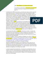 Don Alvaro o La Fuerza Del Sino Word
