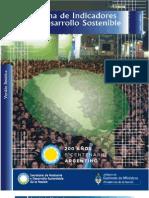 Indicadores de Desarollo Sostenible Argentina 2010