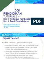 HBEF2103 (T3) Psikologi Pendidikan