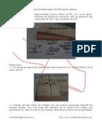 Prensa Casera Para Encuadernador