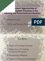 Presentation on Cooling System