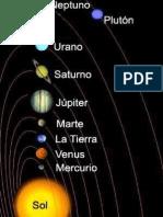 La Tierra y El Sistema Solar