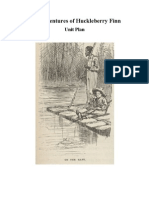 Pages From the Adventures of Huckleberry Finn