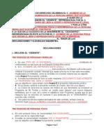 Contrato de Cesion de Derechos
