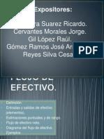 FLUJOS DE EFECTIVO