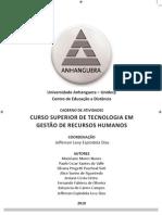 4 Curso Superior de Tecnologia em Gestão de Recursos Humanos