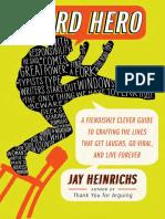 Word Hero by Jay Heinrichs - Excerpt