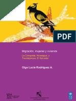Migración, mujeres y vivienda