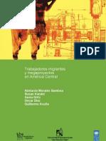 Trabajadores migrantes y megaproyectos en América Central
