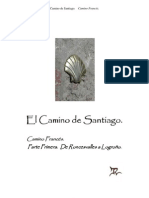 Camino de Santiago, De Roncesvalles a Logroño