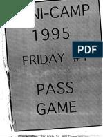 1995 Kansas City Chiefs Install 2