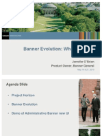Banner Evolution _Whats on the Horizon