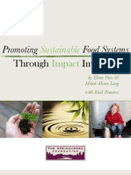 Promoting Sustainable Food Systems