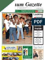 Platinum Gazette 30 September 2011
