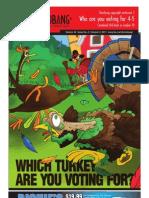 Interrobang issue for October 3rd, 2011