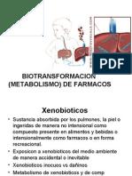 Metabolismo de drogas