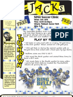 Junior Jacks Newsletter - Oct. 11