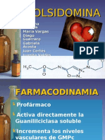 Molsidomina