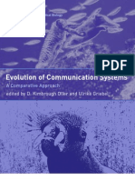 2004 MIT Evolution of Communication