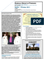 Newsletter Issue Oct 2011