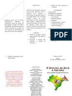 Folder Mostra