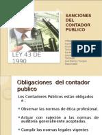 Sanciones Del Contador Publico1