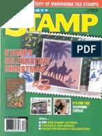 Marihuana Tax Stamp Mystery 2005