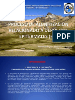 Expo Procesos de Alunitizacion
