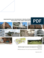 Marlborough Economic Development Master Plan (Marlborough, Massachusetts)