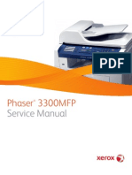 OPB Phaser 3300 Service Manual