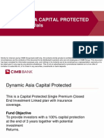 Dynamic Asia Capital Protected