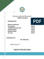 Environmental Analysis of Nestle Milkpak