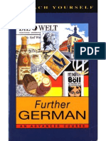 Teach Yourself Further German