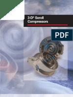 3-D Scroll Compressor
