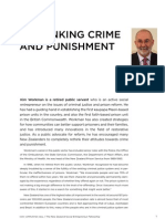 Kim Workman – Rethinking Crime and Punishment