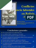 Articulo Laserna Conflictos Socio Laborales 1994 2004