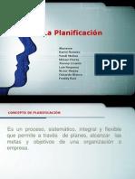 Presentación Planificación