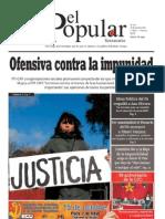 El Popular N° 158 - 30/9/2011