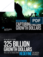 Activate Media Growth 2011
