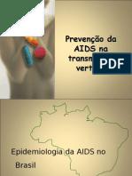 Transmissão Vertical SIDA