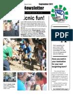 Local 1488 Newsletter, 9/2011