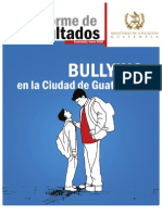 Bullying en Guatemala