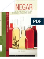Vinegar - A Guide to the Many Types and Their Uses Around the Home (Gnv64)