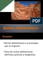 Tema II - Rochas Sediment Ares