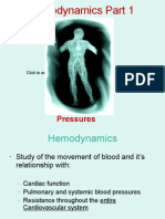 Lecture 8 HEmodynamics Part 1 Student