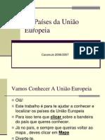 Os Paises Da Uniao Europeia