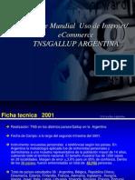 Informe Mundial Del Uso de Internet